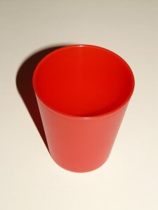 Offensive Red Cup