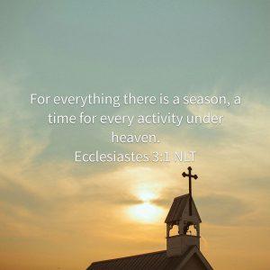 Awakening to God's Timing