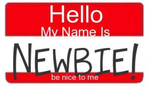 My name is newbie