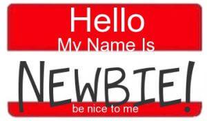 My name is newbie
